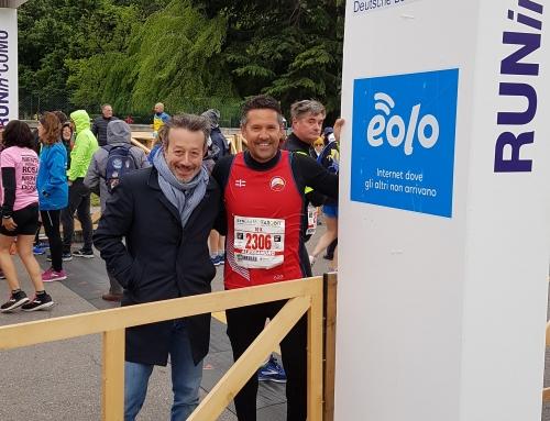 Sponsorizzazione Mezza Maratona di Como